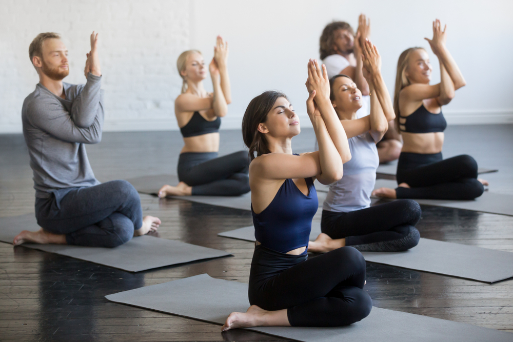 cours de Yin Yoga