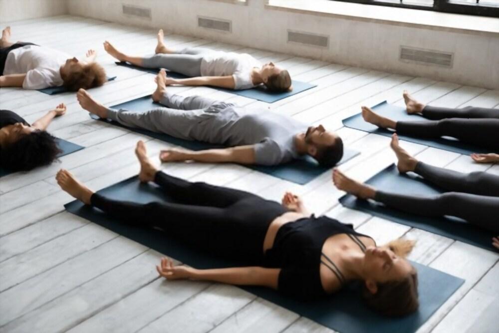 Biodanza - Yin Yoga