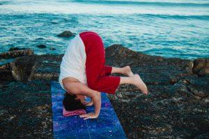 Yoga - Shiatsu Ian
