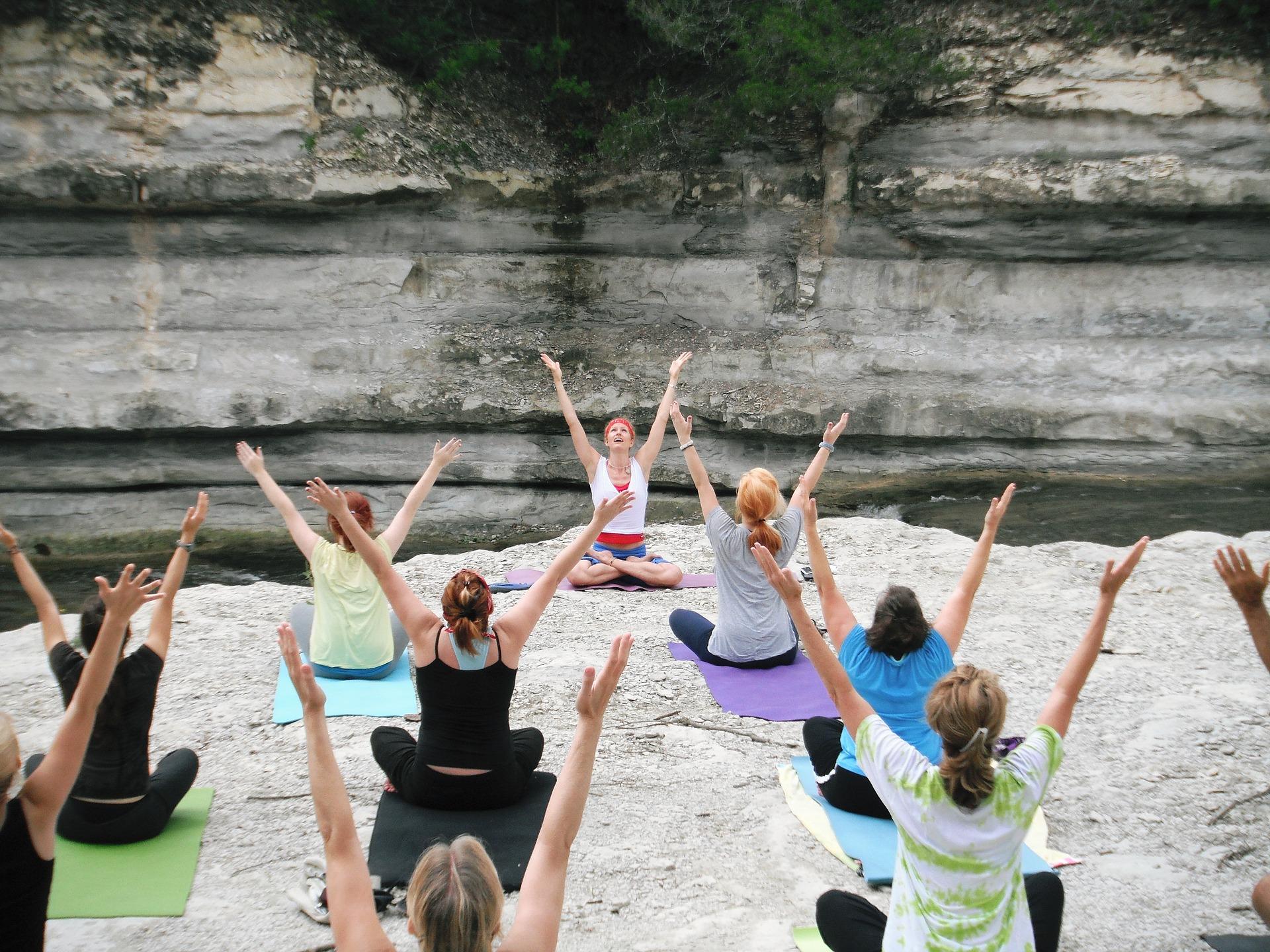 Cours de Hatha Yoga - Shiatsu Ian